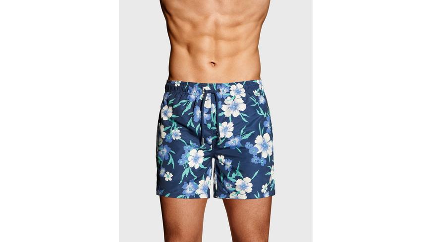 Florale Swim Shorts