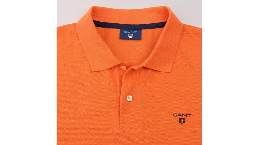 Kurzarm Sommer Piqué Poloshirt
