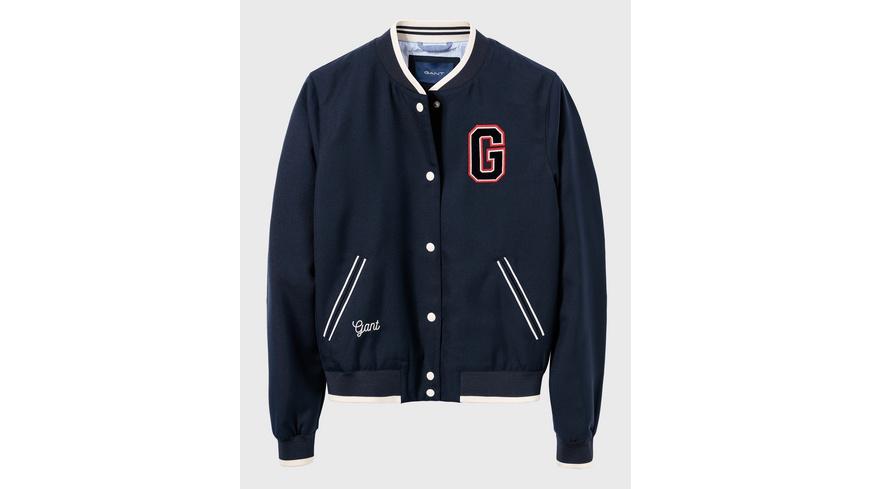 The GANT Varsity Jacket