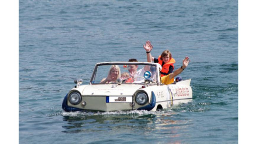 Amphicar fahren Köln
