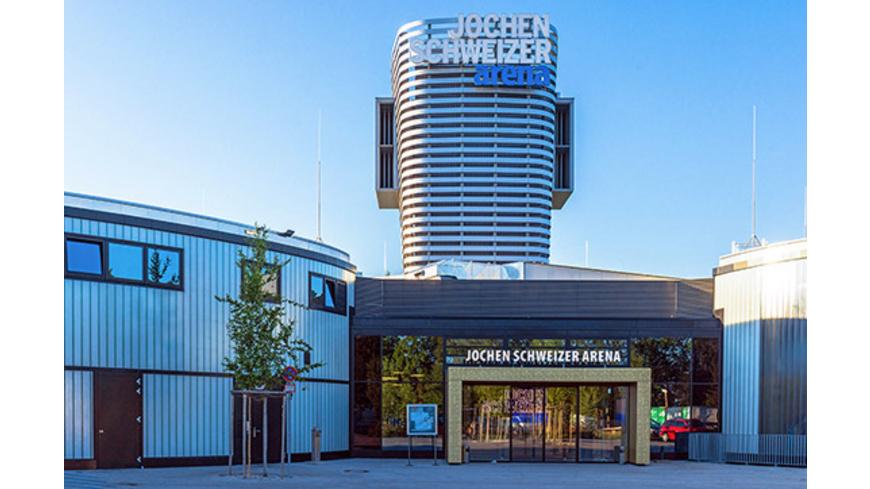 Surfen, Bodyflying & Snack - Arena München