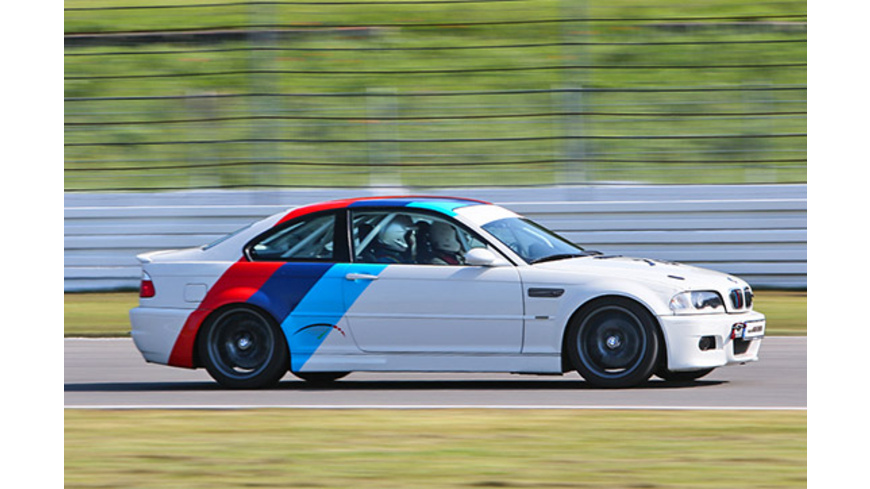 BMW M3 Renntaxi Nordschleife