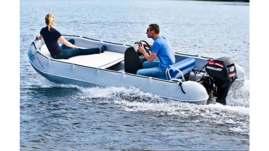 Kurzurlaub Brandenburg mit Motorboot-Tour für 2