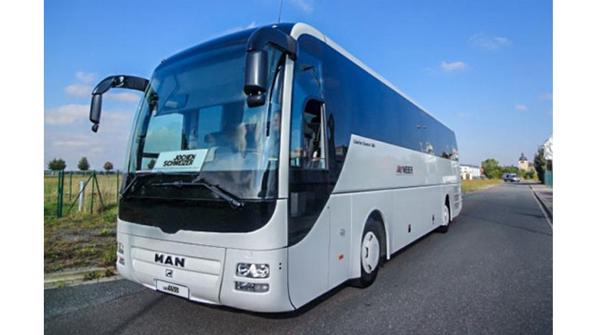 Reisebus selber fahren