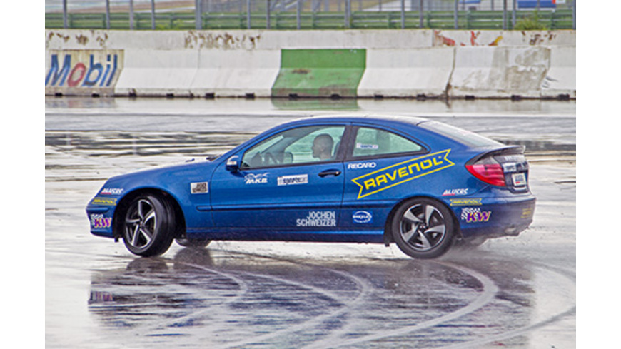 Drift-Training am Hockenheimring