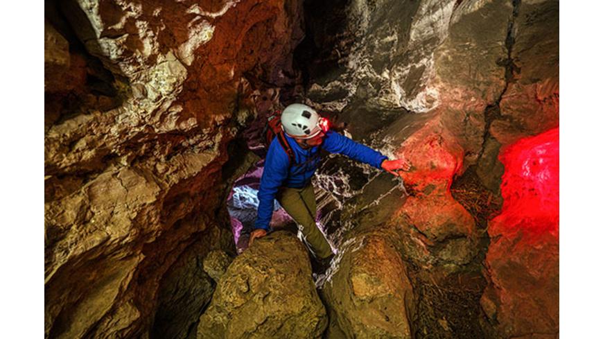 Hoehlen-Trekking für Einsteiger Raum Reutlingen