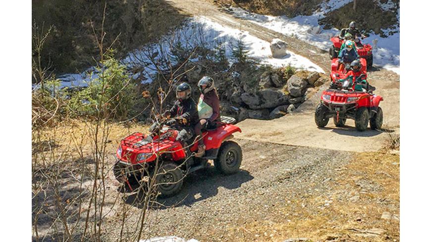 Quad Tour für Einsteiger Kaernten