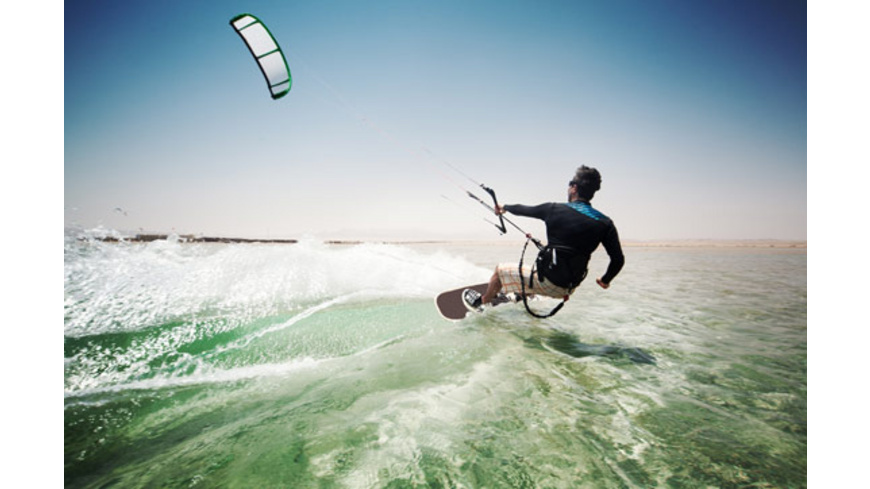 Kitesurf-Kurs in Portugal
