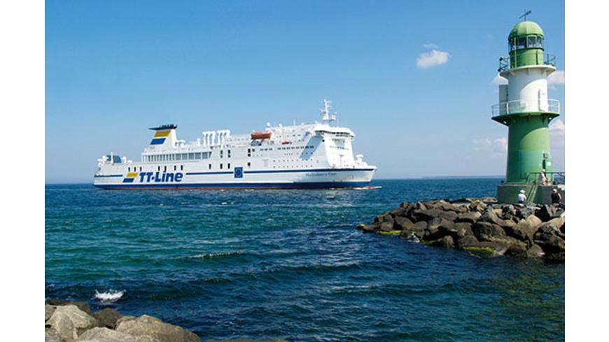 Deluxe Mini Kreuzfahrt auf der Ostsee für 2