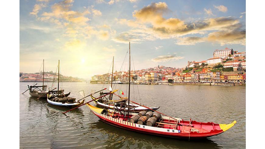 Kurzurlaub in Porto (4 Tage)