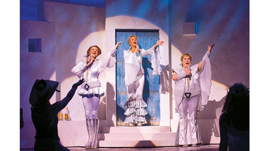 London-Kurztrip mit Mamma Mia Musical für 2