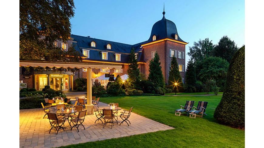 Luxus-Romantik-Kurzurlaub in Ostwestfalen für 2