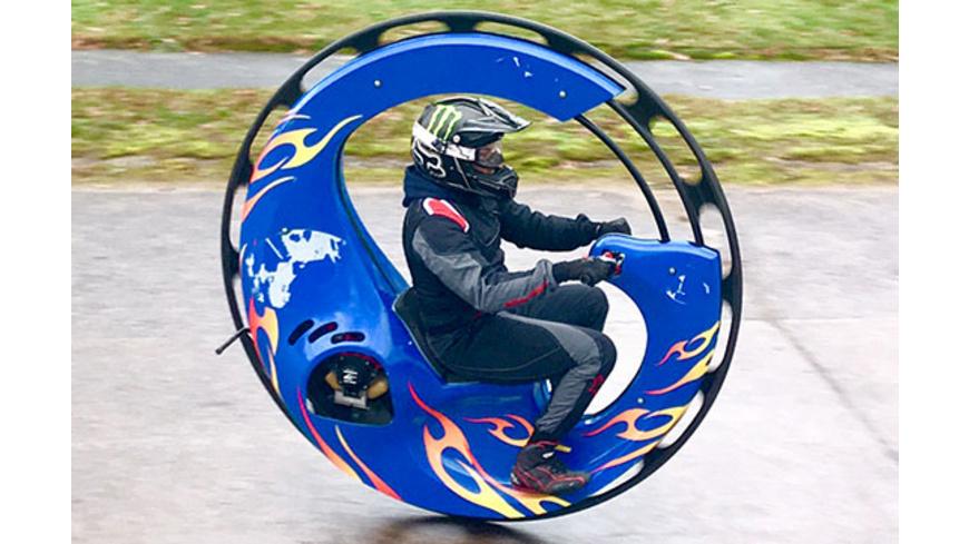 Monowheel fahren Raum Osnabrueck