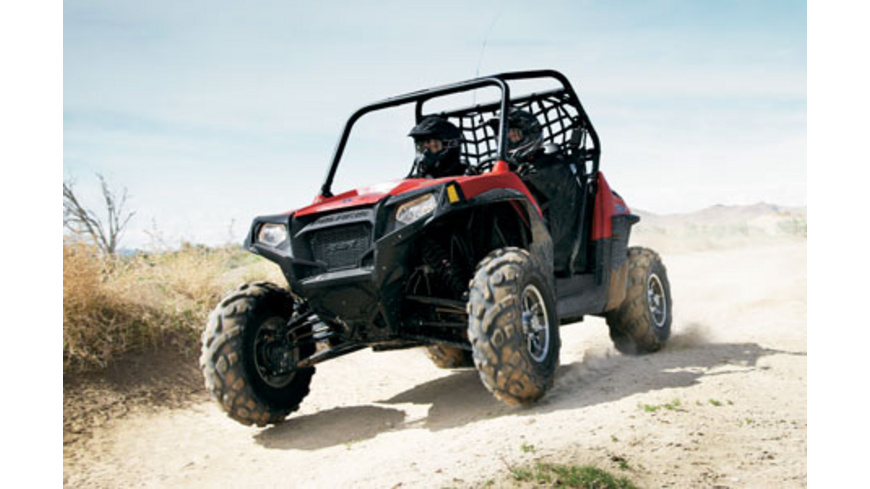 Quad Side by Side fahren im Offroadpark