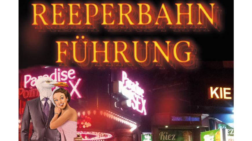 Reeperbahn-Führung in Hamburg für 2