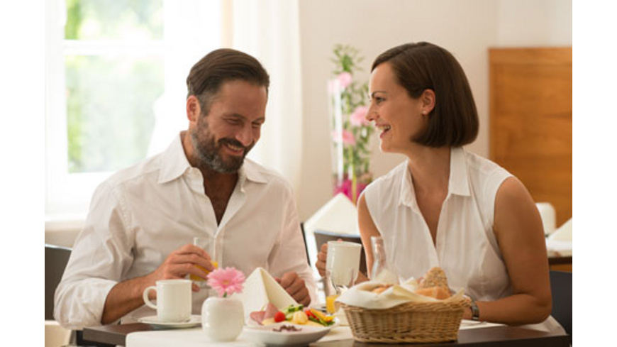 Romantik-Kurzurlaub in Salzburg für 2