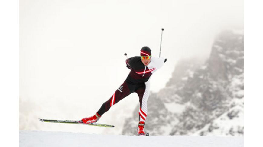 Ski-Langlauftraining