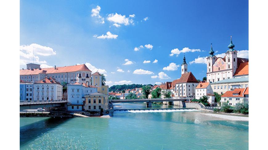 Kultur-Wochenende in Steyr für 2