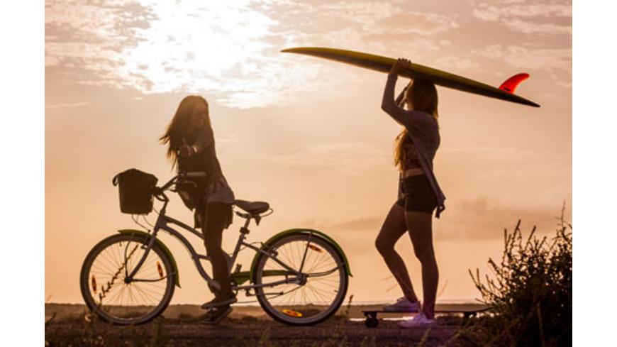 Surf-Camp an der Costa Verde (8 Tage)