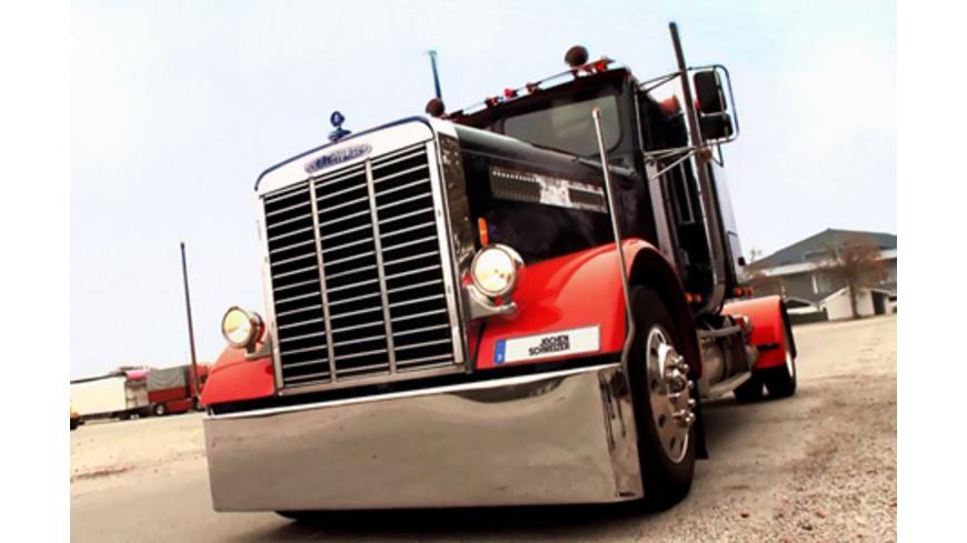 US Truck selber fahren in Erding