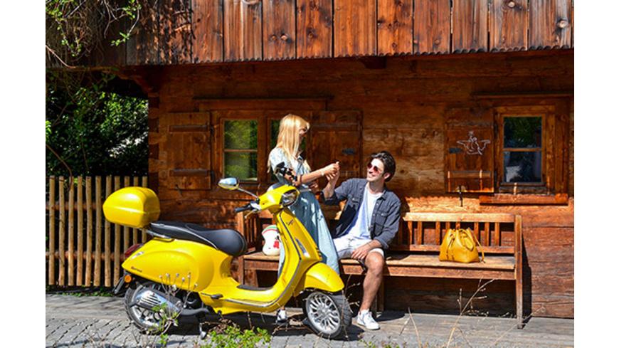 Vespa mieten mit Picknick in München für 2