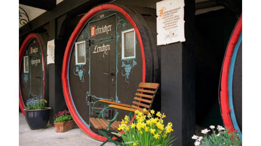 übernachtung Im Weinfass Rüdesheim