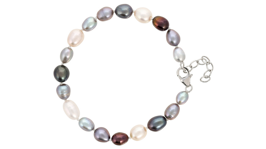Armband - Silver Candy