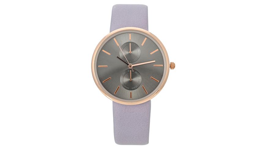 Uhr - Sweet Lilac