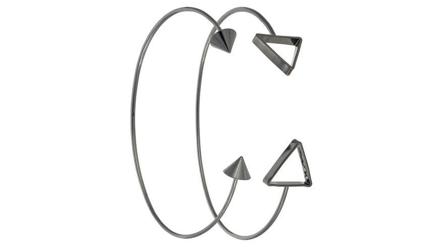 Armband - Dark Triangles