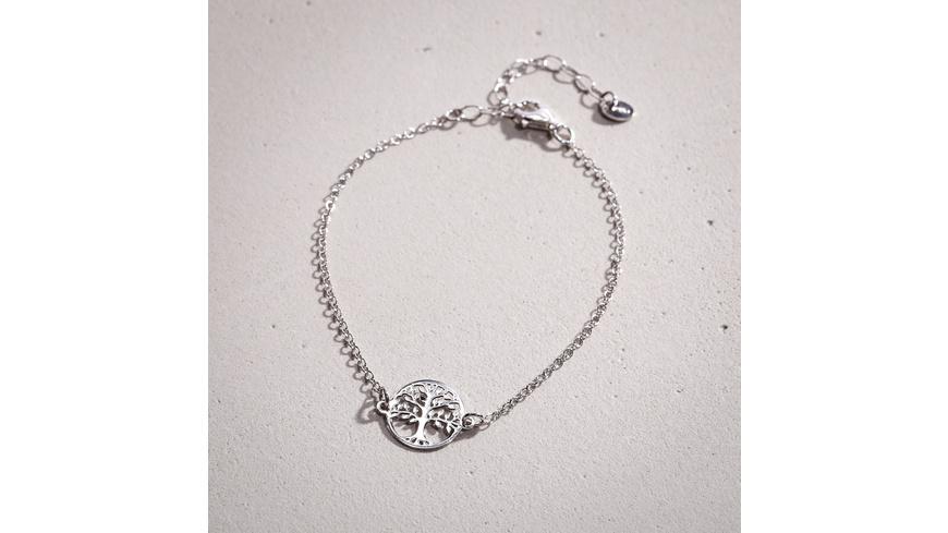 Armband - Silver Tree