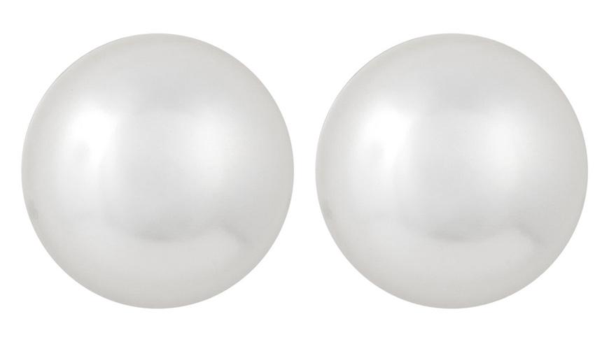 Ohrstecker - White Bubbles