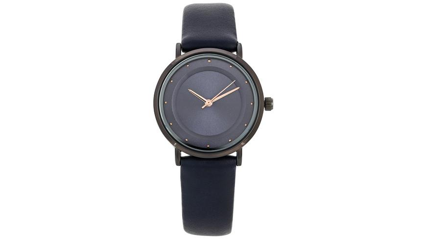 Uhr - Midnight Blue