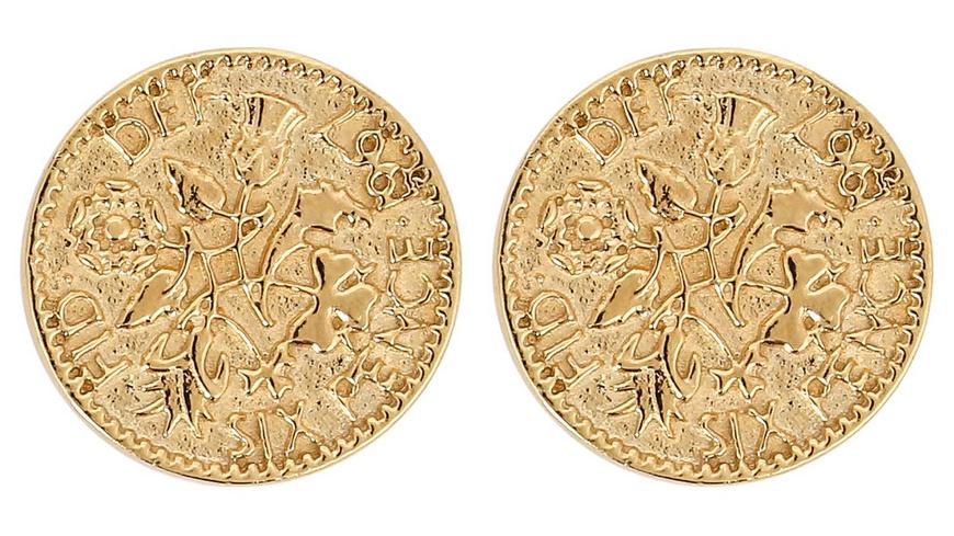 Ohrstecker - Little Coin