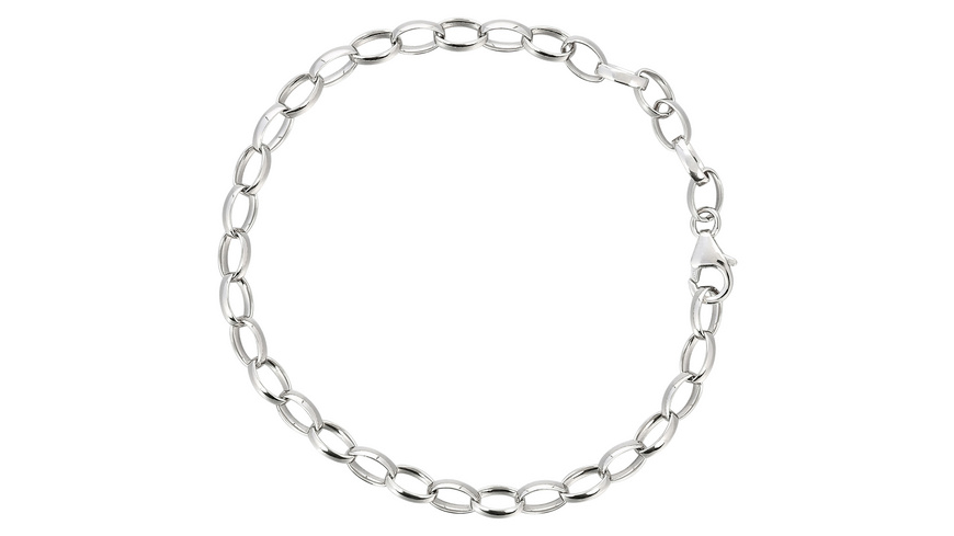 Armband - Silver Chain
