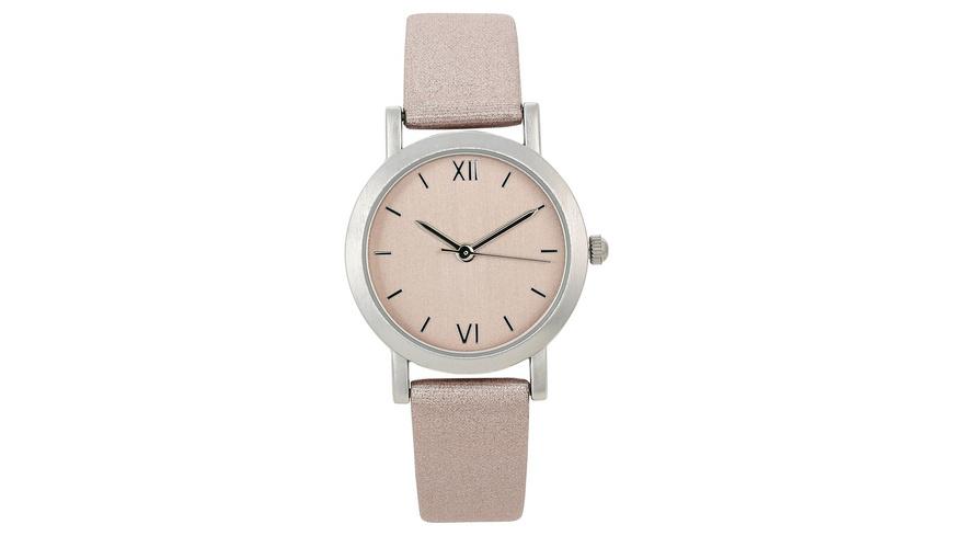 Uhr - Modern Metallic