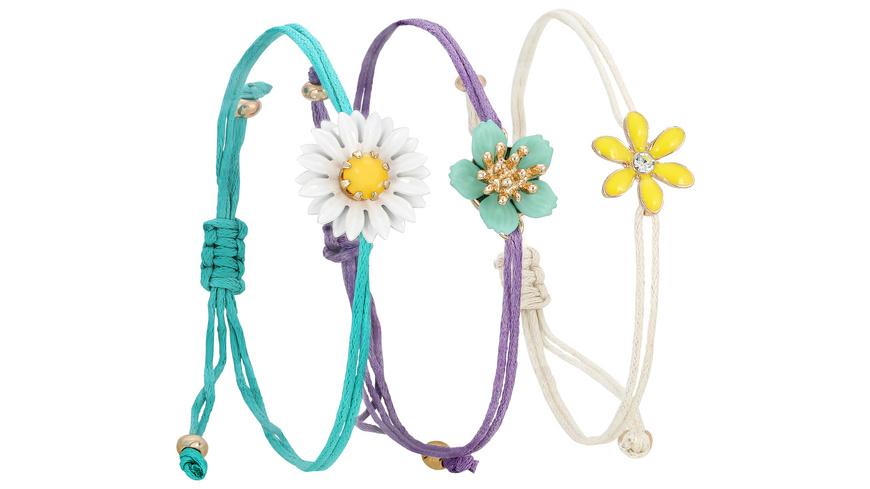 Set-Armband - Lovely Daisy