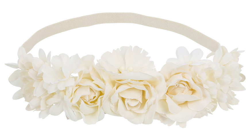 Haarband - Cute Cream