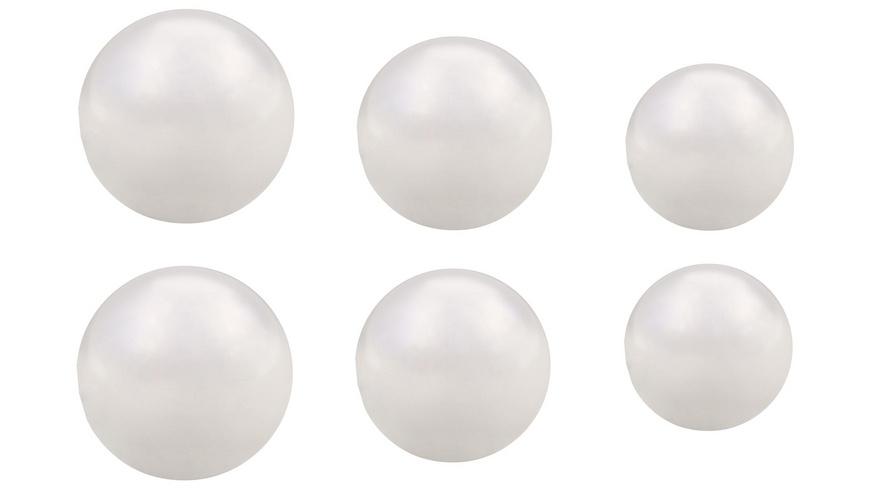 Silber Ohrstecker - Perlen