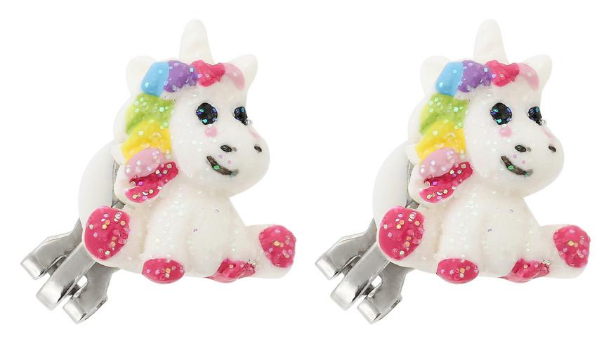 Ohrclips - Funny Unicorn