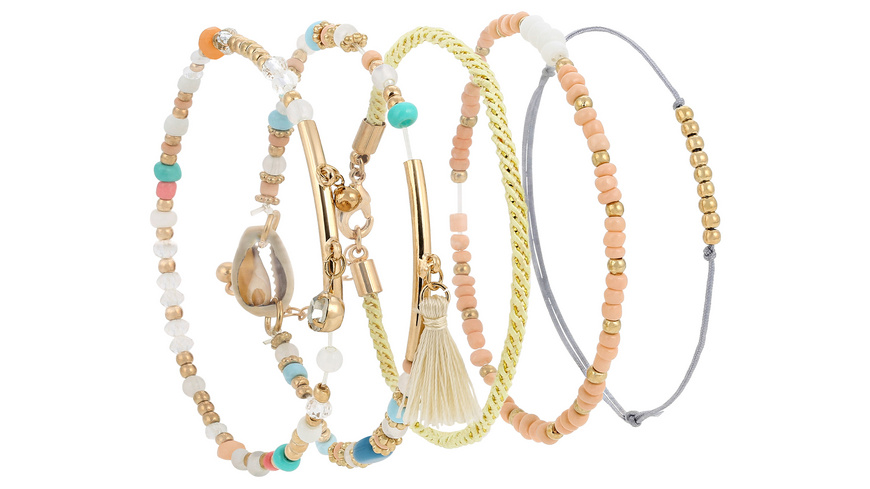 Armband-Set - Colorful Bay