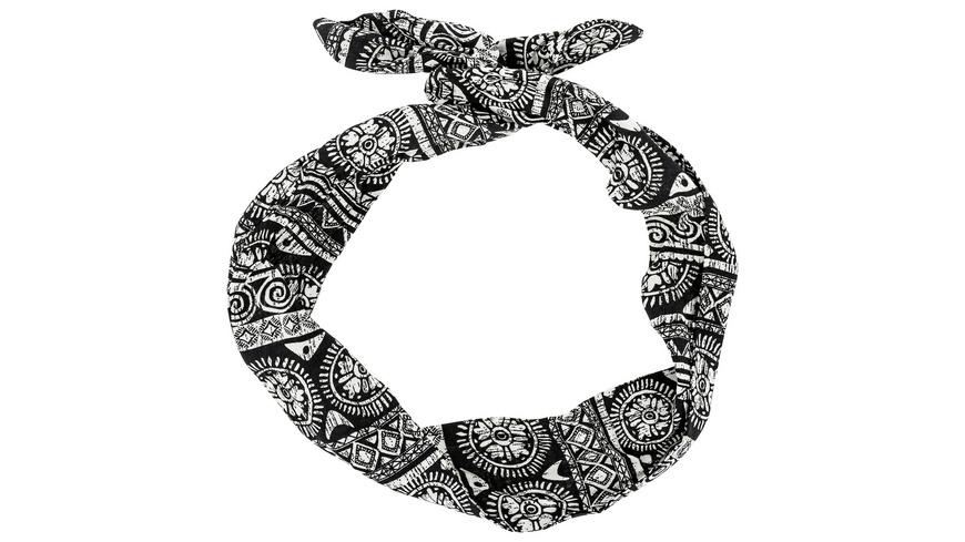 Haarband - Black Ethno