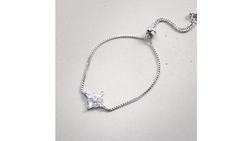 Armband - Shiny Snowflake