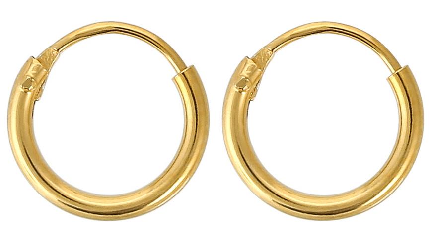 Ohrringe - Golden Brigitte