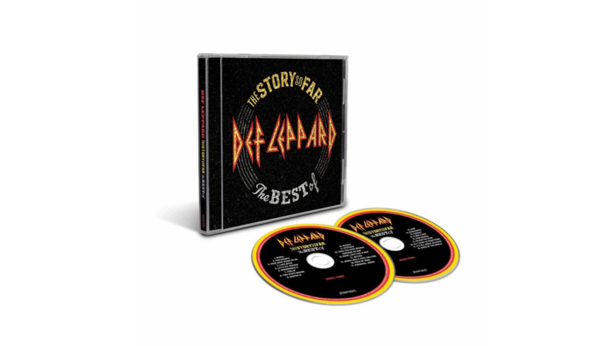 Def Leppard - THE STORY SO FAR THE BEST OF DEF LEPPARD (DELUXE) - (CD)