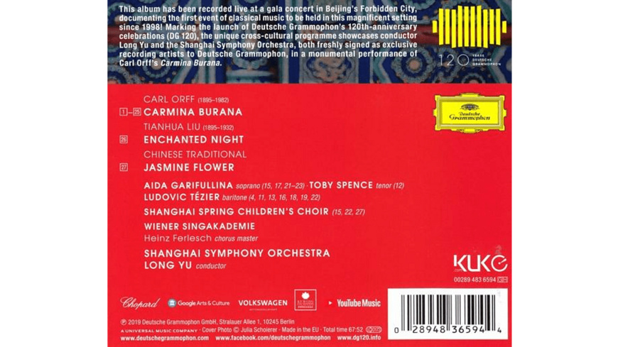 VARIOUS - Live From The Forbidden City - (CD)