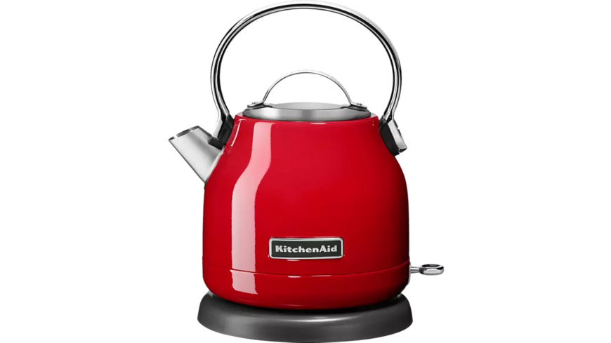 KITCHENAID 5KEK1222EER, Wasserkocher, Empire Rot