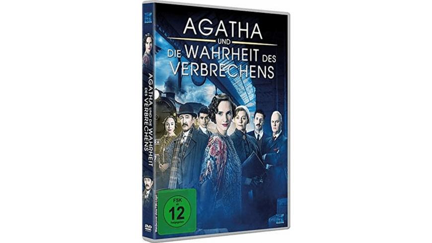 Agatha und die Wahrheit des Verbrechens - (DVD)