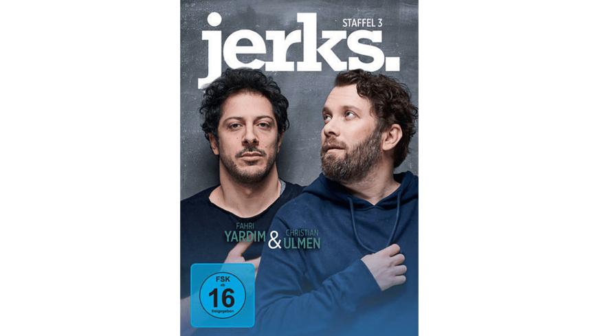 Jerks Staffel 3 - (DVD)