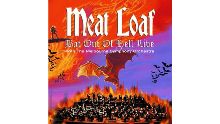 Meat Loaf - Bat Out Of Hell Live - (CD)