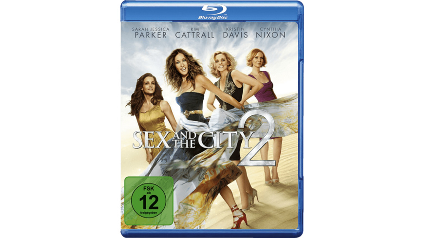 Sex and the City 2 - (Blu-ray)
